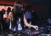 DJ Anna Dobrydneva