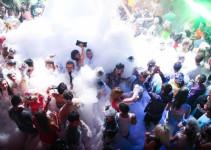 Kiss FM Summer edition Пенная Вечеринка