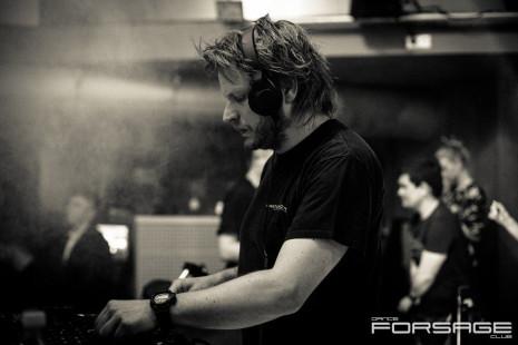 8 годовщина лучшего клуба страны FORSAGE Timo Maas (De)