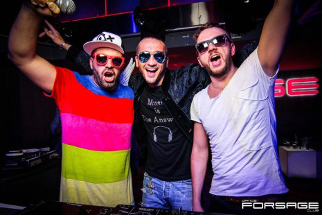 Dream Team. Мс Рыбик, Dj Light, Dj Lutique