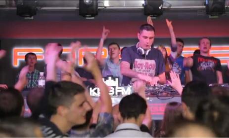 KISS FM BirthDANCE Party! @ Forsage club, Kiev 19.10.2013