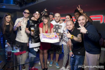 RnB BooM Birthday Party. 5 years anniversary.