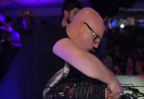 14.12.13 Stephan Bodzin - Forsage club