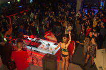 RnB BooM. Twerkilla party.