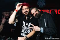 DJ Конь birthday, Sharam Jey (Bunny Tiger)
