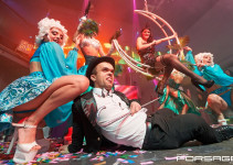 PartyHub show: Burlesque. Dj Shnaps (PART1/2)