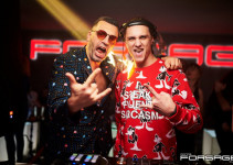 PartyHub show. MC Рыбик