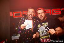 PartyHub show ft. Dj Maniak & Mc Rybik. (Part 1/3)
