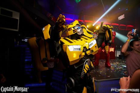 SuperHeroes night ft. Dj Sagan (Spinnin' recs)