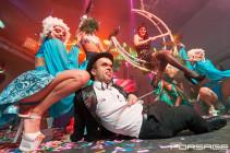 PartyHub show: Burlesque. Dj Shnaps (PART2/2)