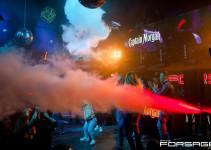 PartyHub show ft Dj Lutique & Koyya live sax