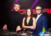 PartyHub ft. Dj Lutique & Anya Kohanchik live vocal