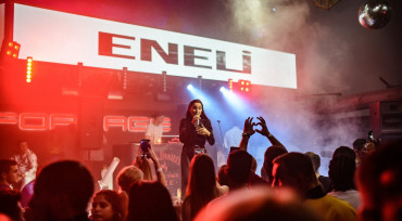Eneli @ Kiss FM birthday afterparty