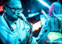 Koyya live sax