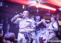 Halloween ft Ghostbusters show by СиСиКе4.