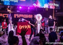 PartyHub show ft. Dj Lutique & Koyya live sax.