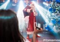 Girls busters. Bad Santa.