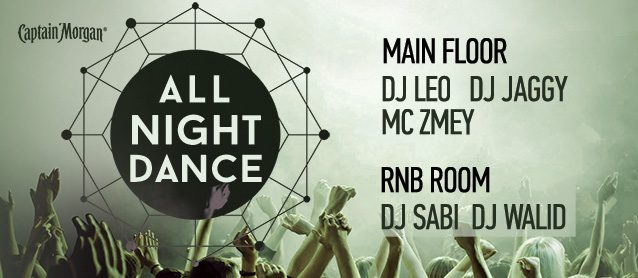 All night dance.
