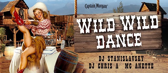 Wild Wild Dance.