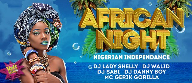 RnB BooM. AFRICAN PARTY.