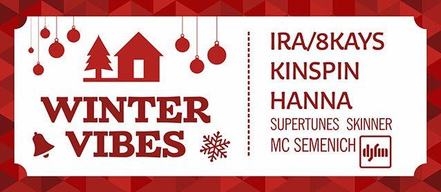 Winter vibes. Ira/8Kays, Kinspin, Hanna, Mc Semenich