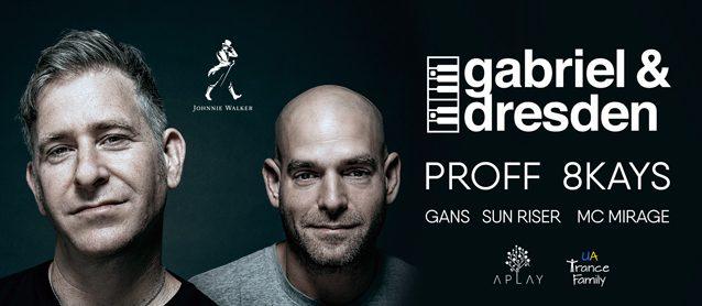 Gabriel & Dresden, Proff, 8kays