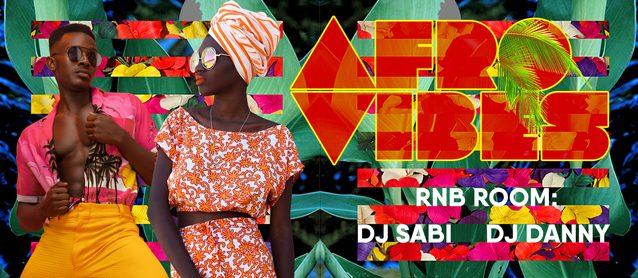 Afro Vibes. Dj Sabi, Dj Danny