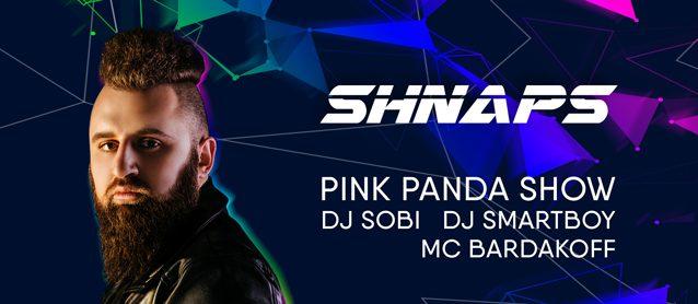 Dj Shnaps, Pink Panda show