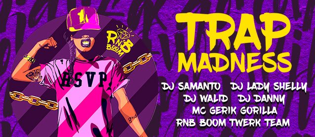 RnB BooM. Trap Madness.
