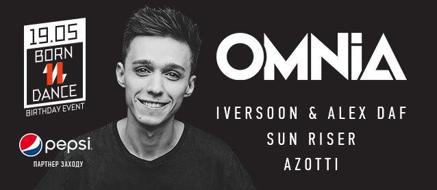 Omnia, Iversoon & Alex Daf, Azotti, Sun Riser