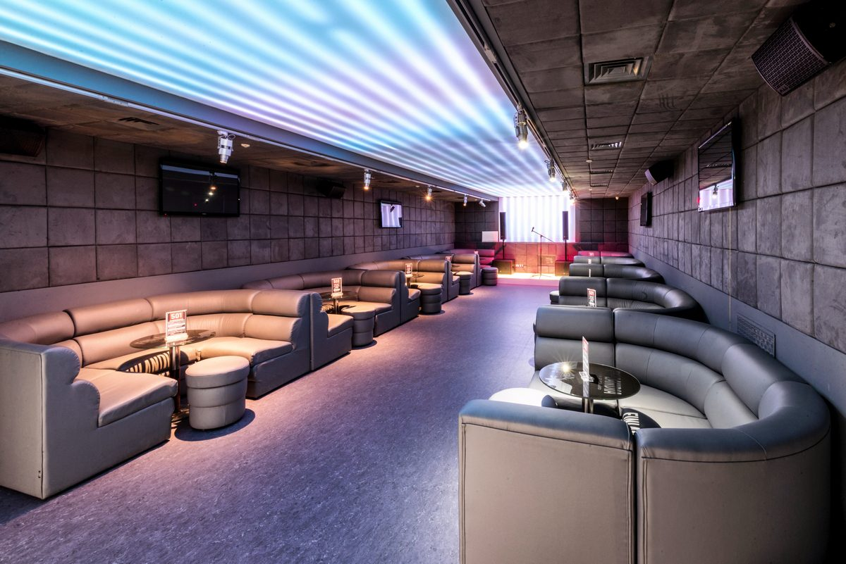 Night club Forsage official site