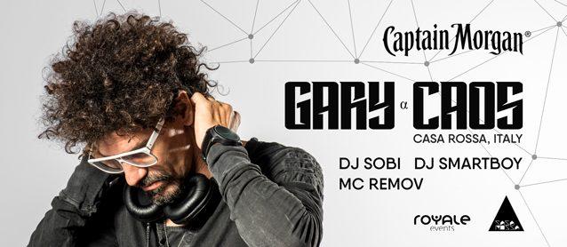 Gary Caos (Italy)