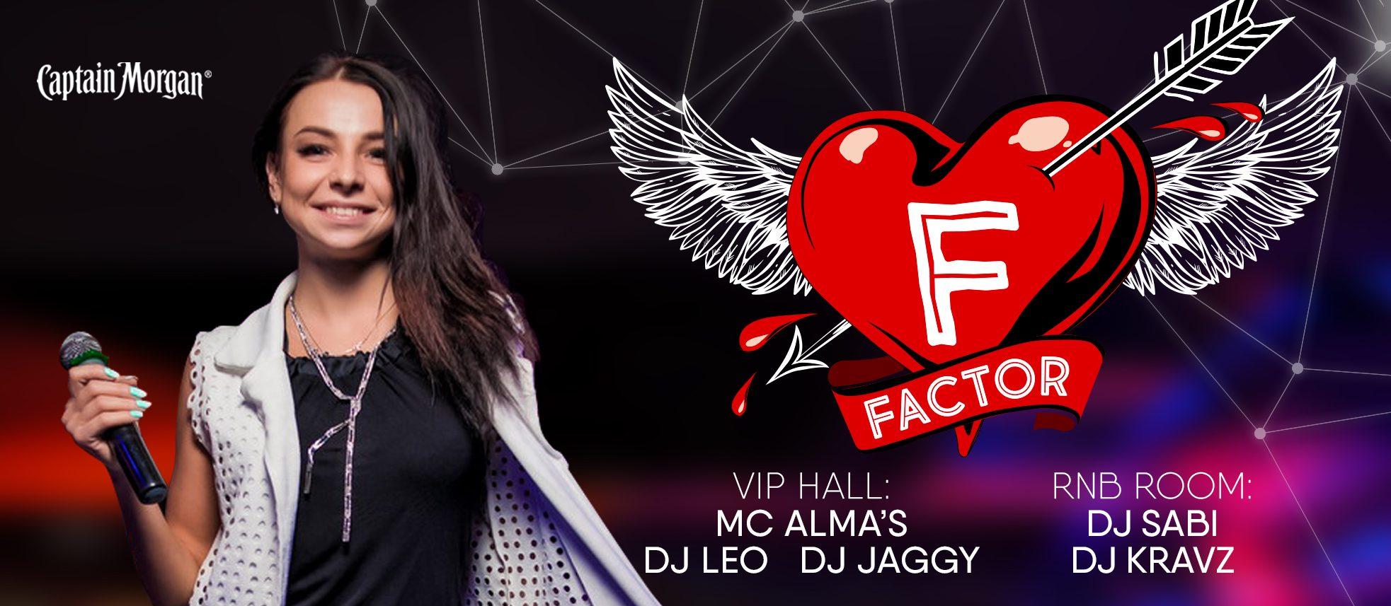 F Factor.