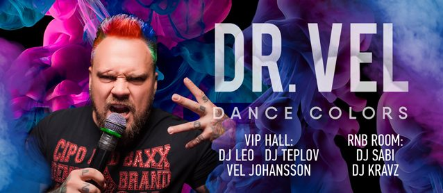 Dr. Vel. Dance colors.