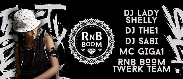 RnB BooM.