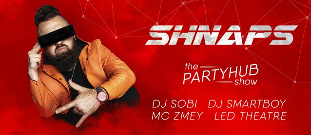PartyHub show ft. dj Shnaps