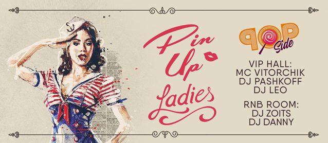 POP Side PinUp Ladies