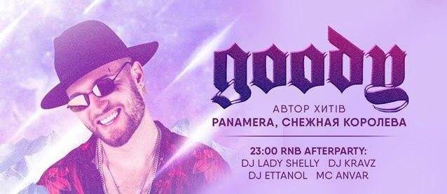 Goody live concert