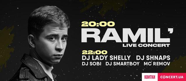 20:00 RAMIL`